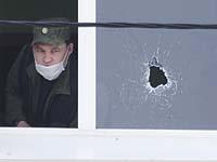 В Воронежской области преступник убил женщину с двумя детьми, а затем взорвал здание ОВД