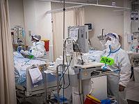 Коронавирус в Израиле, число тяжелобольно немного возросло