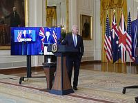 США и Великобритания помогут Австралии построить атомные субмарины, Китай и Франция в гневе