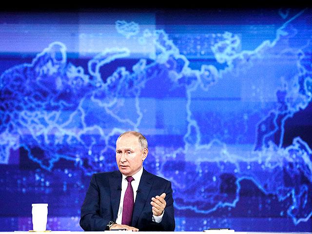 """Путин заявил, что """"с правительством талибов нужно работать"""""""
