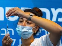 Süddeutsche Zeitung. Насколько целесообразна третья прививка? Взгляд на Израиль дает довольно четкий ответ