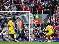 Ливерпуль - Кристал Пэлас (Лондон) 3:0