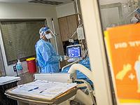 Коронавирус в Израиле: за сутки умерли 13 человек, число больных в тяжелом состоянии возросло
