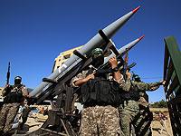 ХАМАС провел ракетные испытания