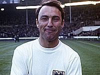 Умер легендарный английский футболист Джимми Гривз