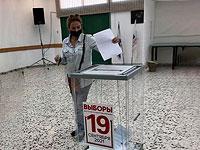 """Россиянка, проживающая в Израиле, обнаружила """"дыру"""" в российской системе голосования"""