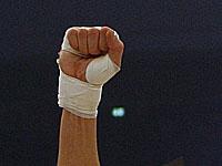 Юлия Сачкова стала победительницей Кубка мира по кикбоксингу