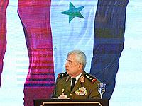 Министр обороны Сирии Али Абдалла Айюб
