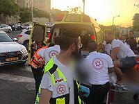 В Бейт-Шемеше в результате ДПТ пострадал мотоциклист