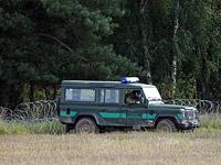 На польско-белорусской границе