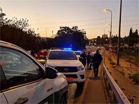 На 1-й трассе задержаны 11 палестинских нелегалов, некоторые могли быть связаны с убийством добровольца полиции в Нагарии