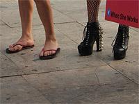 С начала 2021 года полиция Израиля выписала 92 штрафа клиентам проституток