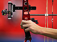 Чемпионат мира по стрельбе из лука. Шамай Ямром занял 40-е место в квалификации