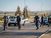 В Биньямине палестинский водитель совершил наезд на израильтянку и скрылся с места аварии