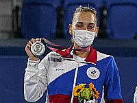 Воры вернули теннисистке Елене Весниной украденные олимпийские медали