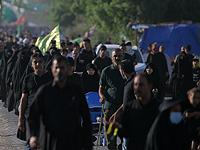Абу Али: на границе Ирака в давке погибли семеро иранских паломников, 40 пострадали