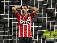 Эран Заави забил два мяча, один - в свои ворота. ПСВ проиграл