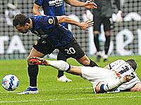 Интер (Милан) - Аталанта (Бергамо) 2:2