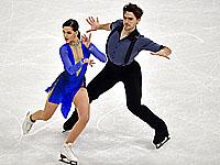Израильская пара Шира Ихилов и Лоран Абекассис заняла десятое место