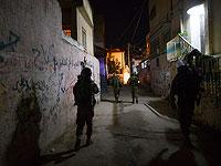 ЦАХАЛ: в ходе операции в Самарии были ранены двое военнослужащих