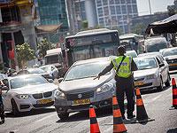 Трактор врезался в заброшенное здание в Тель-Авиве, движение по нескольким улицам временно прекращено