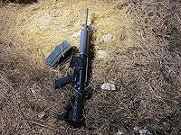 Оружие, изъятое в результате спецоперации