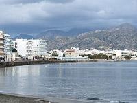 В районе острова Крит произошло сильное землетрясение