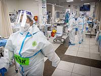 Коронавирус в Израиле: около 58 тысяч зараженных, 35 больных COVID-19 умерли за сутки