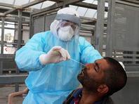 Коронавирус в Палестинской автономии: за сутки выявлены 2200 заразившихся, 21 больной COVID-19 умер