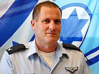 Новый командующий ВВС Израиля Томер Бар