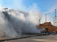 Пожар на объекте КСИР в Тегеране привел к гибели двух человек