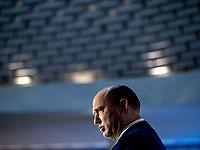 Глава правительства Израиля Нафтали Беннет выступает на Генассамблее ООН