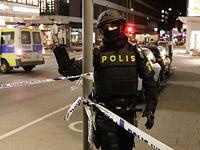 Взрыв в жилом доме в Гетеборге, десятки пострадавших