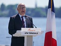 Французский посол в США Филипп Этьен