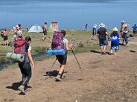 Установлен рекорд: в дни Суккота 1,2 млн израильтян посетили заповедники и парки