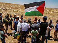 Столкновения в окрестностях Хеврона, палестинские СМИ сообщают о десятках пострадавших