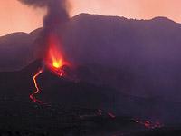 Извержения вулкана на Канарах: лава приближается к океану