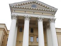 Здание КГБ Беларуси в Минске