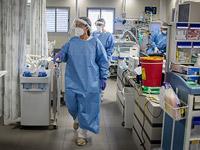 Коронавирус в Израиле: около 55 тысяч зараженных, 660 в тяжелом состоянии