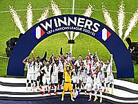 Победителем Лиги наций стала сборная Франции