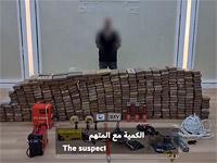 """Операция """"Скорпион"""": в ОАЭ арестован израильтянин, подозреваемый в доставке крупнейшей партии кокаина. Подробности"""