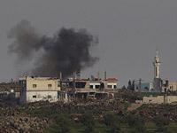 SOHR: в результате удара БПЛА на сирийско-иракской границе убиты четверо проиранских боевиков