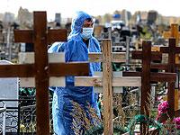 Коронавирусный антирекорд в России: объявлено о 973 умерших от COVID-19 за сутки