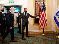 Глава МИД Израиля прибыл с визитом в США