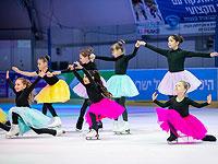 Ice Holon – школа фигурного катания для детей и взрослых с лучшими тренерами в Израиле