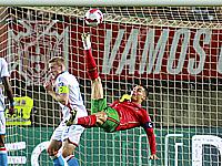 Забив три мяча в ворота сборной Люксембурга, Криштиану Роналду установил несколько достижений