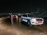 """""""Автомобильный теракт"""" в районе Каландии, травмирован пограничник"""