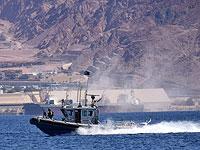 В Эйлате произошла утечка масла с ракетного катера ВМФ ЦАХАЛа