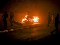 """На """"туннельном шоссе"""" обезврежены террористы с """"коктейлями Молотова"""""""