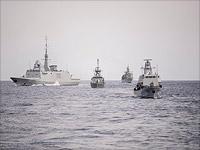 Начались внезапные учения военно-морских сил Армии обороны Израиля